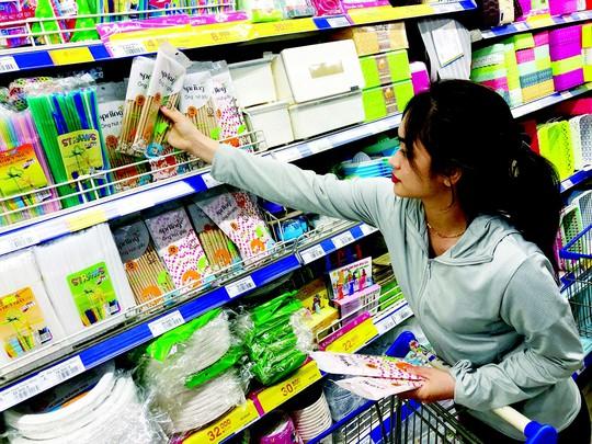 """Vì môi trường, Saigon Co.op """"nghỉ chơi"""" ống hút nhựa"""