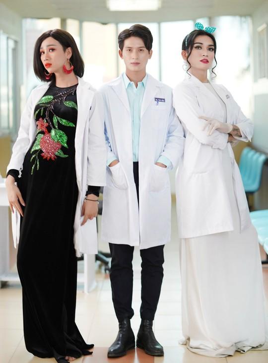 Ra mắt phim hài mới về sức khỏe phụ nữ - Ảnh 1.