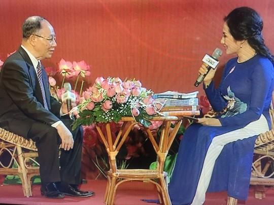 Cầu truyền hình 50 năm thực hiện Di chúc của Chủ tịch Hồ Chí Minh - Ảnh 14.
