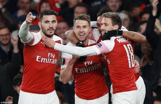 Bốc thăm Europa League: Người Anh mơ trận chung kết Man United-Arsenal - Ảnh 5.