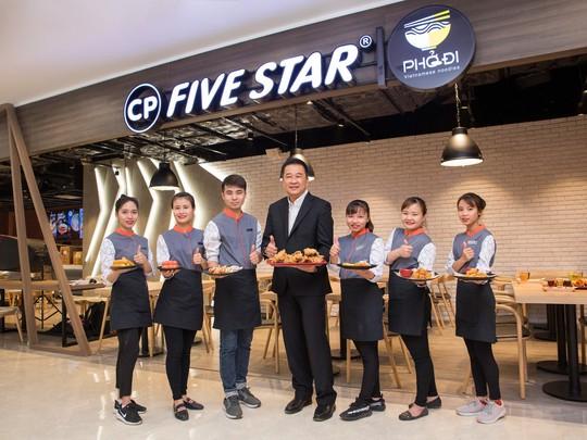 Khai trương nhà hàng C.P. Five Star   Phở Đi - Ảnh 1.