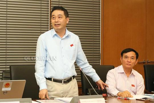 Liên quan đến đánh bạc trên mạng, Thiếu tướng Lê Đình Nhường bị cho thôi đại biểu Quốc hội - Ảnh 1.