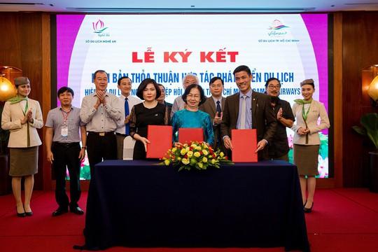 Bamboo Airways cam kết hợp tác xúc tiến quảng bá du lịch - Ảnh 1.