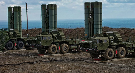Thổ Nhĩ Kỳ hứng chịu hậu quả thế nào khi cố mua S-400 của Nga? - Ảnh 1.