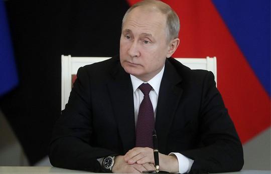 Tiết lộ thu nhập năm 2018 của Tổng thống Putin - Ảnh 2.