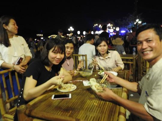 Độc đáo liên hoan ẩm thực quốc tế Thách thức Cao Lầu tại Hội An - Ảnh 13.