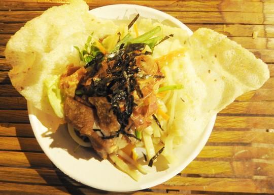 Độc đáo liên hoan ẩm thực quốc tế Thách thức Cao Lầu tại Hội An - Ảnh 15.