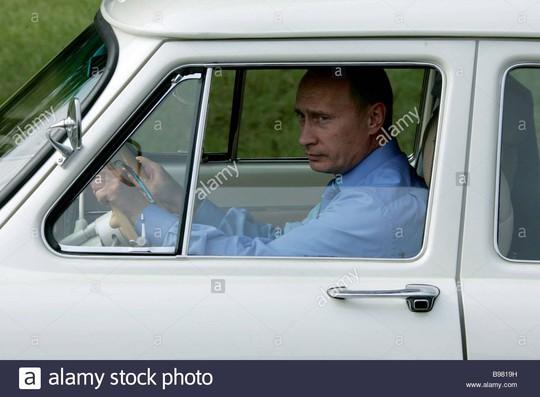 Tiết lộ thu nhập năm 2018 của Tổng thống Putin - Ảnh 1.