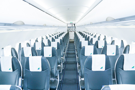 Bamboo Airways đón thêm át chủ bài Airbus A321NEO - Ảnh 3.