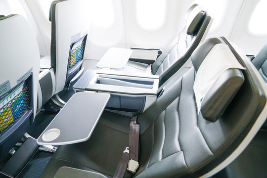 Bamboo Airways đón thêm át chủ bài Airbus A321NEO - Ảnh 4.
