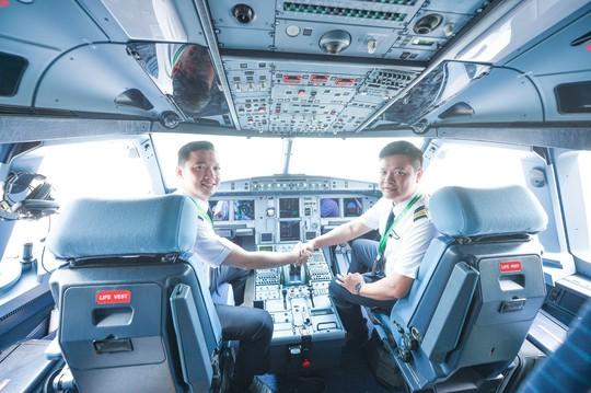 Bamboo Airways đón thêm át chủ bài Airbus A321NEO - Ảnh 6.