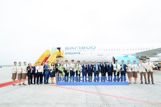 Bamboo Airways đón thêm át chủ bài Airbus A321NEO - Ảnh 7.
