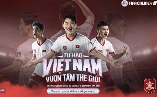 Ngôi sao bóng đá Việt Nam lên game online - Ảnh 2.