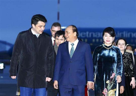 Việt Nam - Romania thắt chặt thêm quan hệ - Ảnh 1.
