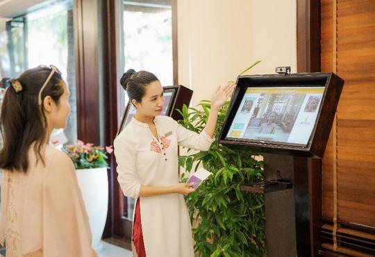 Vinpearl ứng dụng công nghệ nhận diện gương mặt trong dịch vụ du lịch khách sạn tại Việt Nam - Ảnh 1.