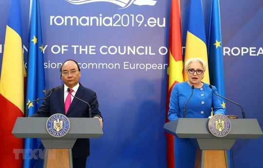 Việt Nam - Romania thúc đẩy hợp tác - Ảnh 1.