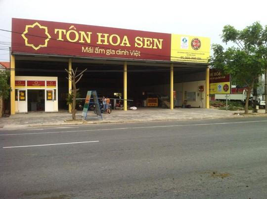 Tập đoàn Hoa Sen đóng 70 chi nhánh, 2 văn phòng đại diện - Ảnh 1.