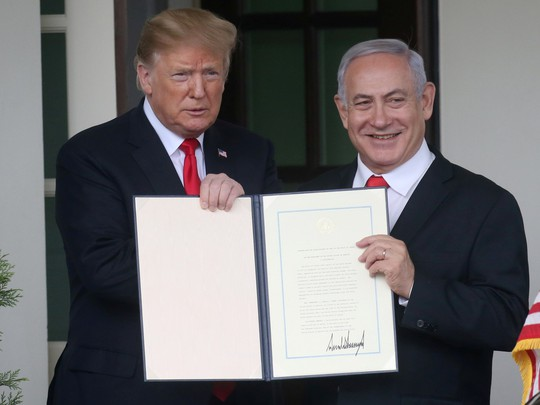 Mỹ cảnh báo Israel về mối quan hệ với Trung Quốc - Ảnh 1.