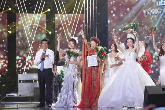 Quách Mai Thy giành cú đúp Sao mai 2019 - Ảnh 1.