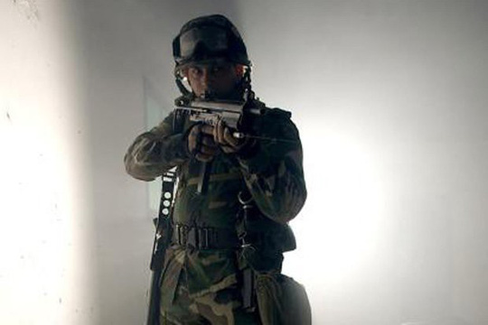 Đội đặc nhiệm tuyệt mật Anh SAS lần đầu theo dõi Nga  - Ảnh 1.