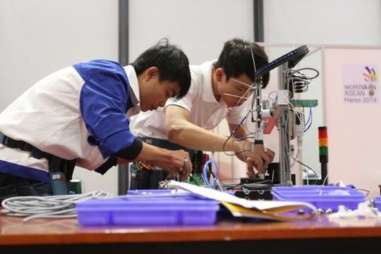 1.521 thí sinh sẽ tham gia kỳ thi tay nghề thế giới năm 2019 - Ảnh 1.