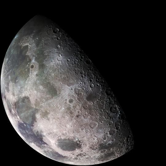 Hiện tượng kỳ lạ: mặt trăng đang khóc! - Ảnh 2.