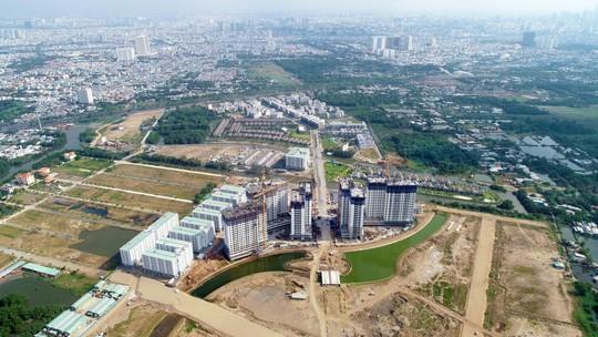 Cất nóc dự án căn hộ Flora Mizuki giai đoạn 1  - Ảnh 2.