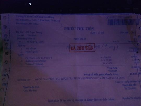 TP HCM: Tước giấy phép, tạm ngừng hoạt động 2 phòng khám Trung Quốc - ảnh 2