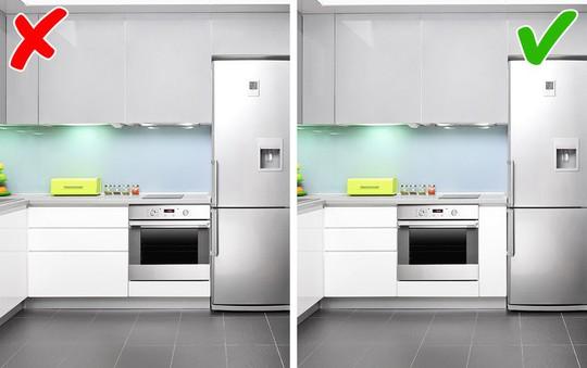 Ngã ngửa với những lỗi thiết kế nhà bếp ít người để ý - Ảnh 2.