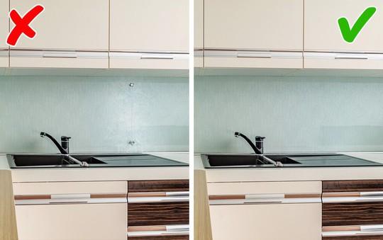 Ngã ngửa với những lỗi thiết kế nhà bếp ít người để ý - Ảnh 5.
