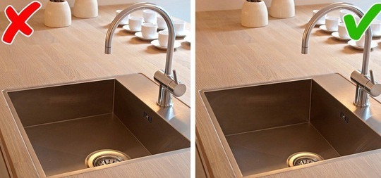 Ngã ngửa với những lỗi thiết kế nhà bếp ít người để ý - Ảnh 7.