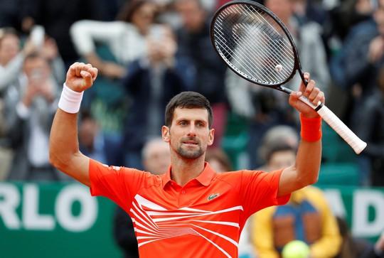 Djokovic đập gãy vợt, hạt giống rơi rụng ngày ra quân Monte-Carlo 2019 - ảnh 3