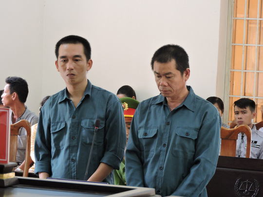 Ba Ria - Vung Tau Gia thay chua cung giai vong roi hot hon 100 trieu dong