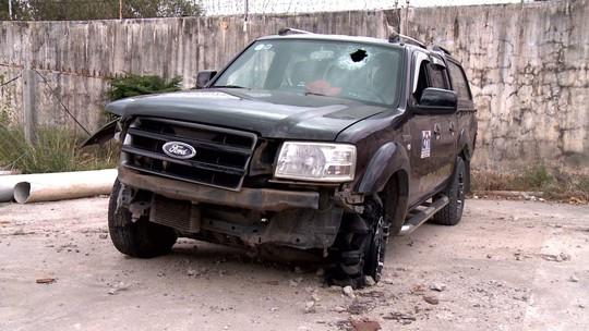 Người tâm thần lái ô tô tông 2 CSGT nhập viện - ảnh 2