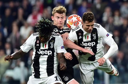 Juventus thua đơn, thiệt kép sau cú sốc Champions League - Ảnh 5.