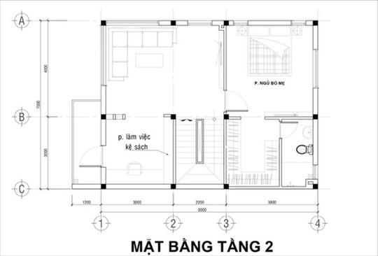 21 cửa kính giúp ngôi nhà Sài Gòn không có góc nào tối - Ảnh 12.