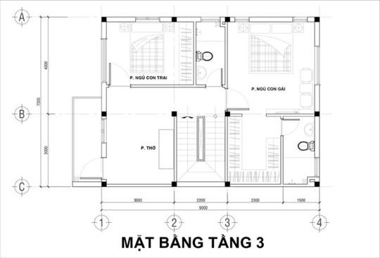 21 cửa kính giúp ngôi nhà Sài Gòn không có góc nào tối - Ảnh 13.