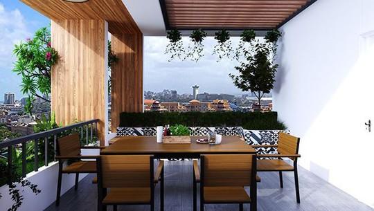 Mẫu nhà phố 3 tầng đẹp như mơ với chi phí 1,2 tỉ đồng - Ảnh 5.