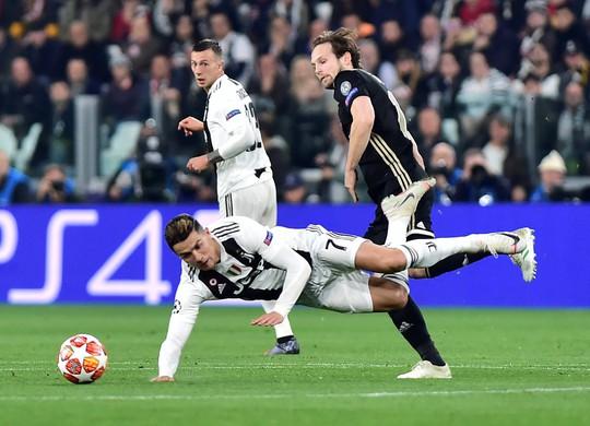 Juventus thua đơn, thiệt kép sau cú sốc Champions League - Ảnh 2.