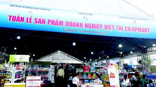 Saigon Co.op thêm nhiều cơ hội cho hàng Việt - Ảnh 1.