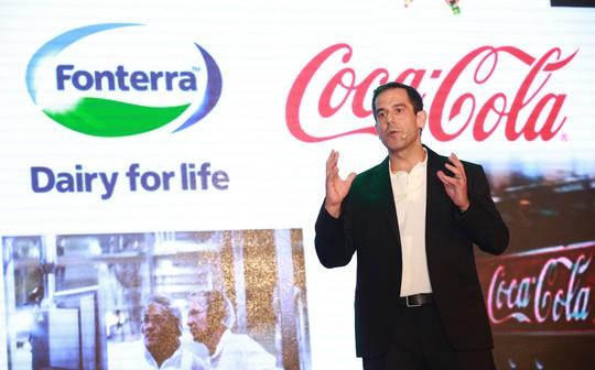 Coca-Cola ra mắt bộ sản phẩm sữa nước Nutriboost mới - dinh dưỡng thông minh - Ảnh 3.