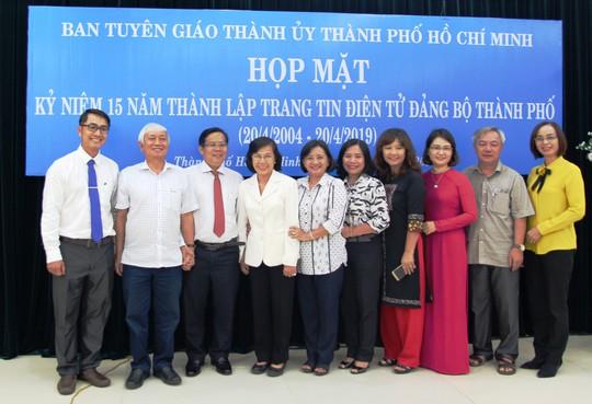 Trang tin Điện tử Đảng bộ TP HCM kỷ niệm 15 năm thành lập - Ảnh 2.