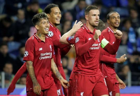 Siêu tiền đạo lập công ở hang rồng, Liverpool vào bán kết Champions League - Ảnh 7.