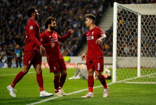 Siêu tiền đạo lập công ở hang rồng, Liverpool vào bán kết Champions League - Ảnh 4.