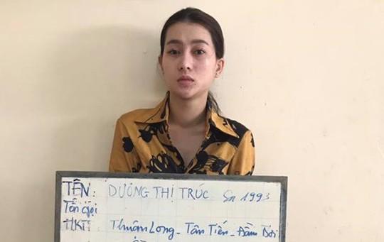 TP HCM: Bắt băng chạy xế hộp thủ súng ngắn vào quán bar bán ma túy - Ảnh 1.