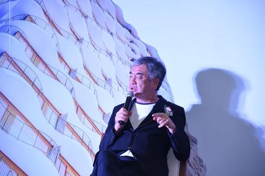 Kiến trúc sư Kengo Kuma: Từ bản vẽ đến công trình thực tế - Ảnh 3.