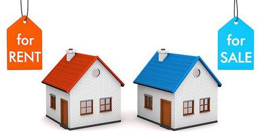 Thuê nhà tiết kiệm hơn, nhưng mua nhà vẫn là khoản đầu tư sáng suốt - Ảnh 1.