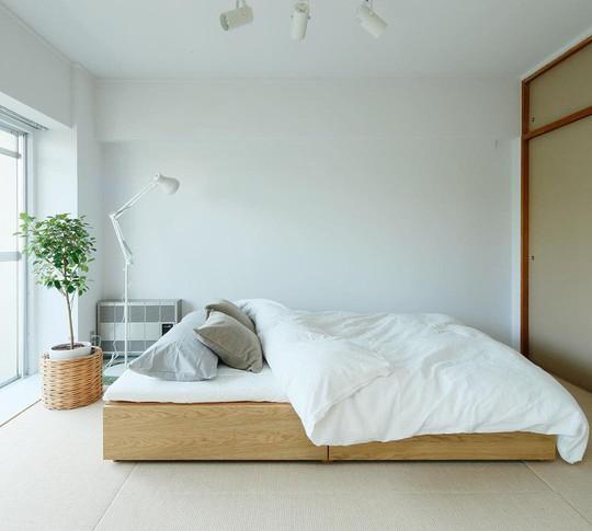 Bí mật bất ngờ bên trong căn nhà áp dụng phong cách tối giản ở Nhật - Ảnh 11.