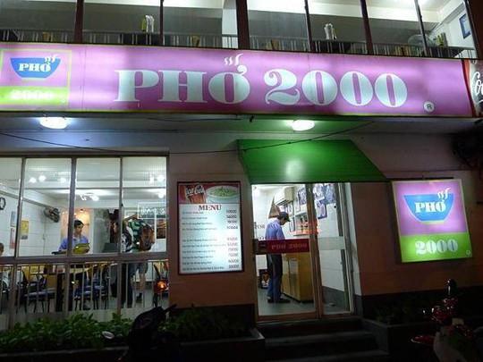 8 quán phở nổi bật nhất ở Việt Nam - Ảnh 12.