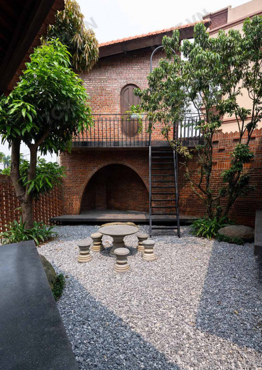 Ngôi nhà như ruộng mấp mô đạt giải vàng kiến trúc Việt Nam - Ảnh 8.